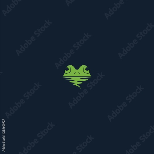 logo frog luxury Canvas-taulu