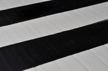 Wooden Striped White And Black Background. Wooden Texture, Copy Space