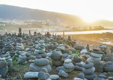 Stones On The Puerto De La Cru...