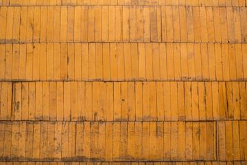 drewniana podłoga tekstura tło. stary lekki parkiet