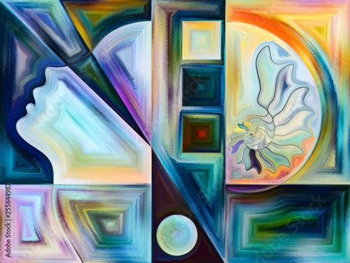 Evolving Living Canvas