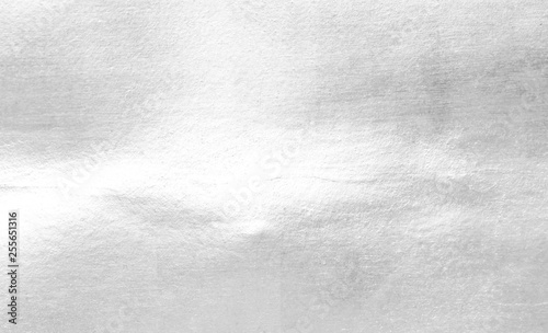 Obraz Silver foil texture background - fototapety do salonu