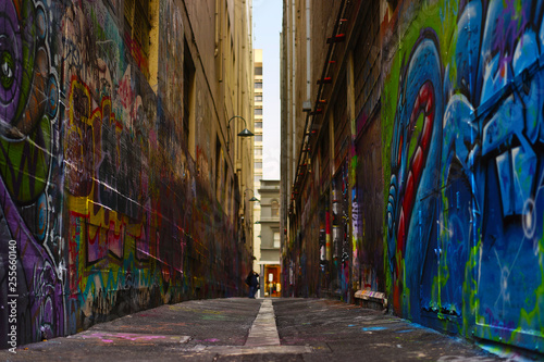 Ground Up - Wall of Attitude © Daisy