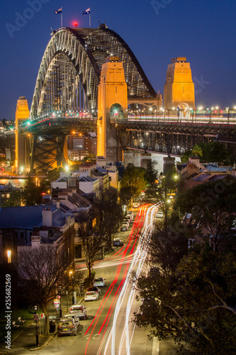 sydney harbour bridge Canvas-taulu