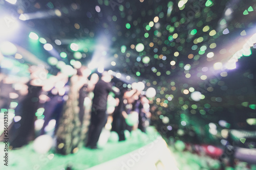 Blurred background of  the award ceremony theme creative Fototapet
