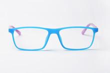 Child's Plastic Frame For Glasses.