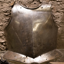 Knight's Metal Breastplate