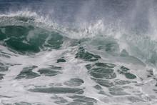 Sea Wave Crest