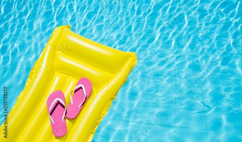Fotografie, Obraz  Beach summer holiday background