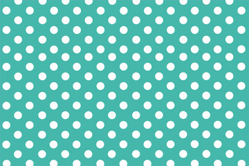 Turquoise background with s...