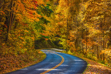 Blue Ridge Parkway Near Ashevi...