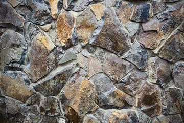 Tekstura kamienna ściana. Stary zamek kamienny mur tekstura tło. Część kamiennej ściany, na tle lub tekstury