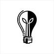 Bulb Icon Design Set