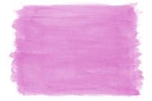 Lilac Purple Pink Watercolor B...