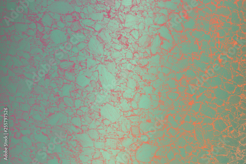 Abstract wallpaper background made of of paint splashes Canvas Print