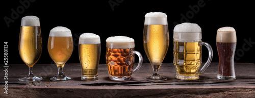 Photo Beer assortment