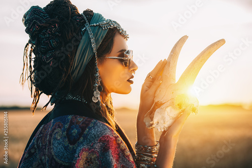 Cadres-photo bureau Gypsy gypsy fortune teller