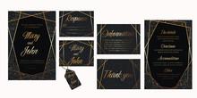 Wedding Invite, Details, Rsvp,...