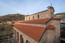 The Holy Forty Martyrs Church Is A Medieval Church In Veliko Tarnovo, Bulgaria. Eastern Orthodox Church