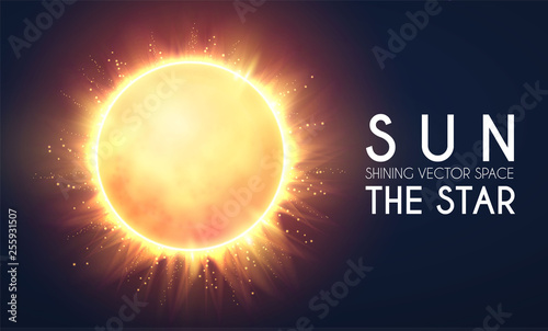 Fotografía  Sun in Universe