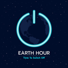 Earth Hour Time To Switch Off ...