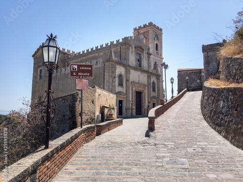 Photo  chiesa di San Nicolò, Sicilia, Italia
