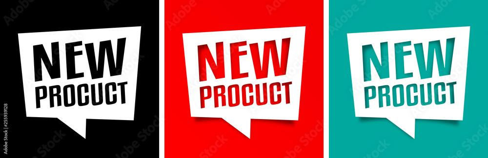 Fototapety, obrazy: New product