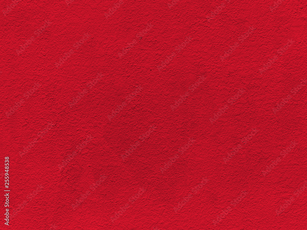 Fototapety, obrazy: red paint wall background