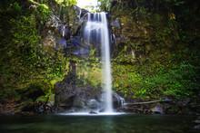 Wasserfall Lost Waterfalls Boquete Panama