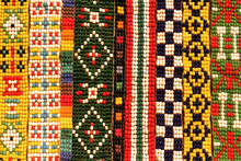 Colourful Beaded Loom Bracelets