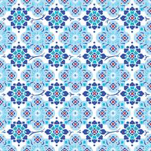 Vector Seamless Pattern Illust...