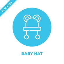 Baby Hat Icon Vector From Baby...