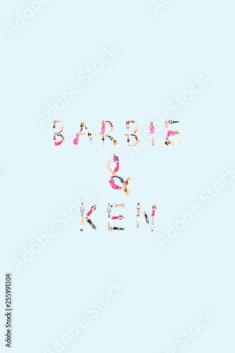 Photo Barbie & Ken