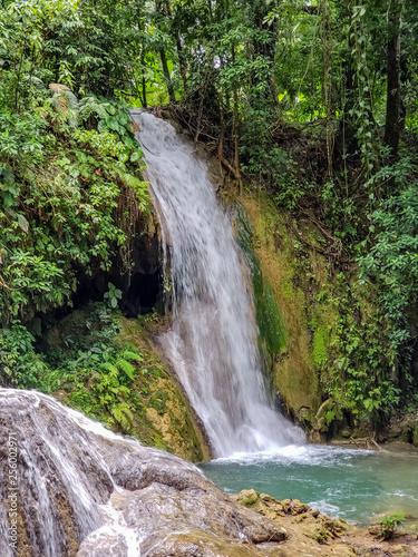 Waterfalls of Chiapas Mexico