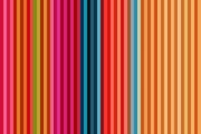 Colorful Vertical Line Backgro...