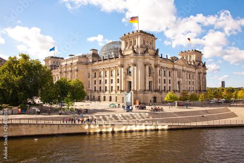 Fotobehang Berlijn Reichstag Berlin
