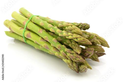 Fotografie, Obraz szparagi zielone