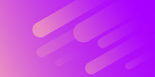Lilac Background In Flat Design