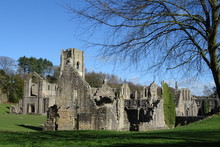 Fountains Abbey, Ripon, North ...