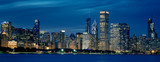 View of Chicago skyline - 256061776