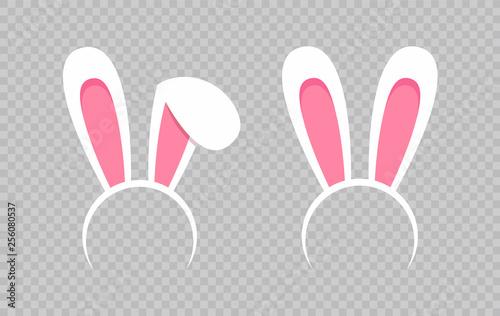Fotografering Rabbit ear hat
