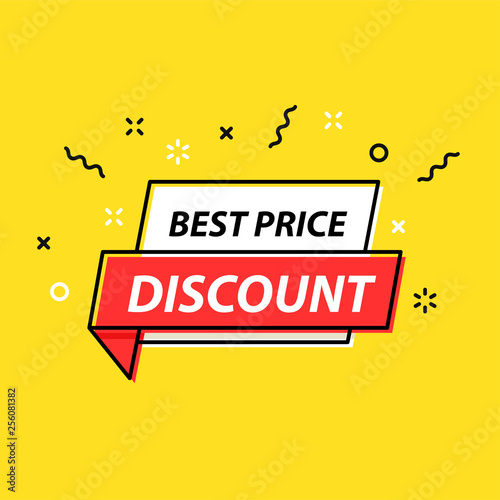 Sale Tag Special Offer Big Sale Discount Best Price Mega Sale