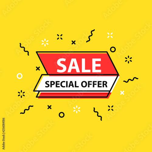 Sale Tag Special Offer Big Sale Discount Best Price Mega Sale