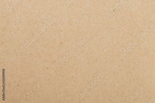 Obraz Texture Sheet of brown paper - fototapety do salonu