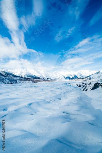 Spencer Glacier, Alaska #256117158