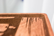Laser Engraving On Plywood. Laser Engraving Texture