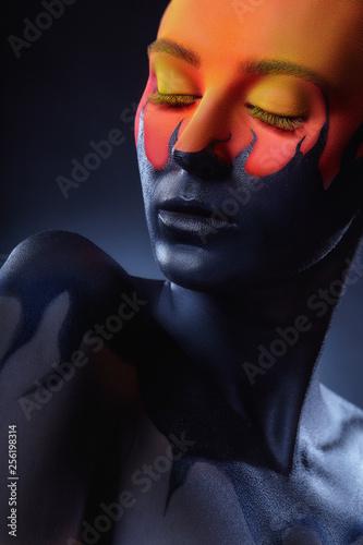 Art make-up