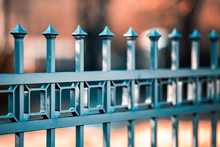 The New Metal Fence