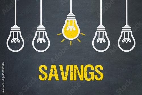 Fotografía  Savings