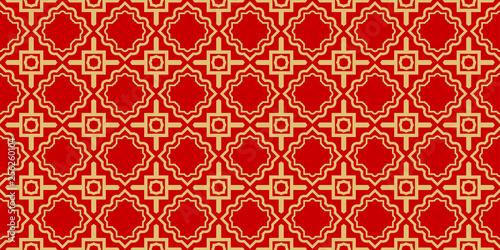 kolor-bez-szwu-koronki-wzor-z-abstrakcyjne-geometryczne-stylowe-tlo-projektowania-mody-dla-karty-zaproszenie-ilustracja-zloty-czerwony-kolor